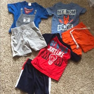 2T toddler boy's clothes